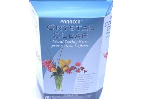 Crystal Clear Floral Setting Resin Artificial Water For