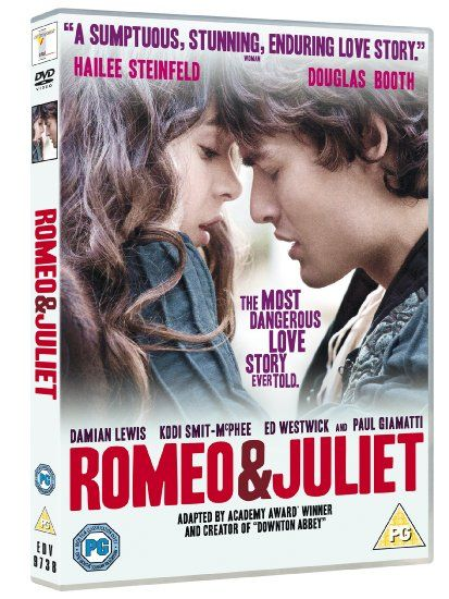 Romeo And Juliet [DVD]: Amazon.co.uk: Hailee Steinfeld ...