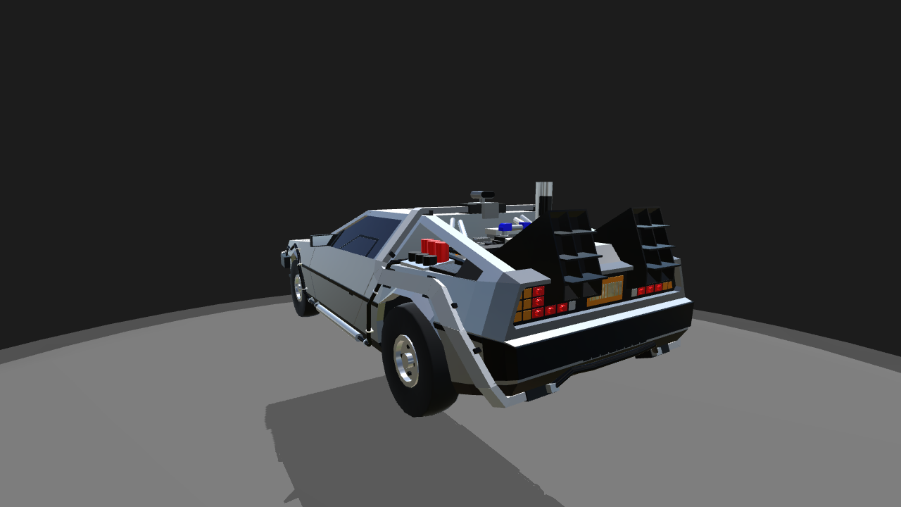Delorean Time Machine Flying Wallpapers For Iphone Delorean Time Machine Delorean Iphone Wallpaper