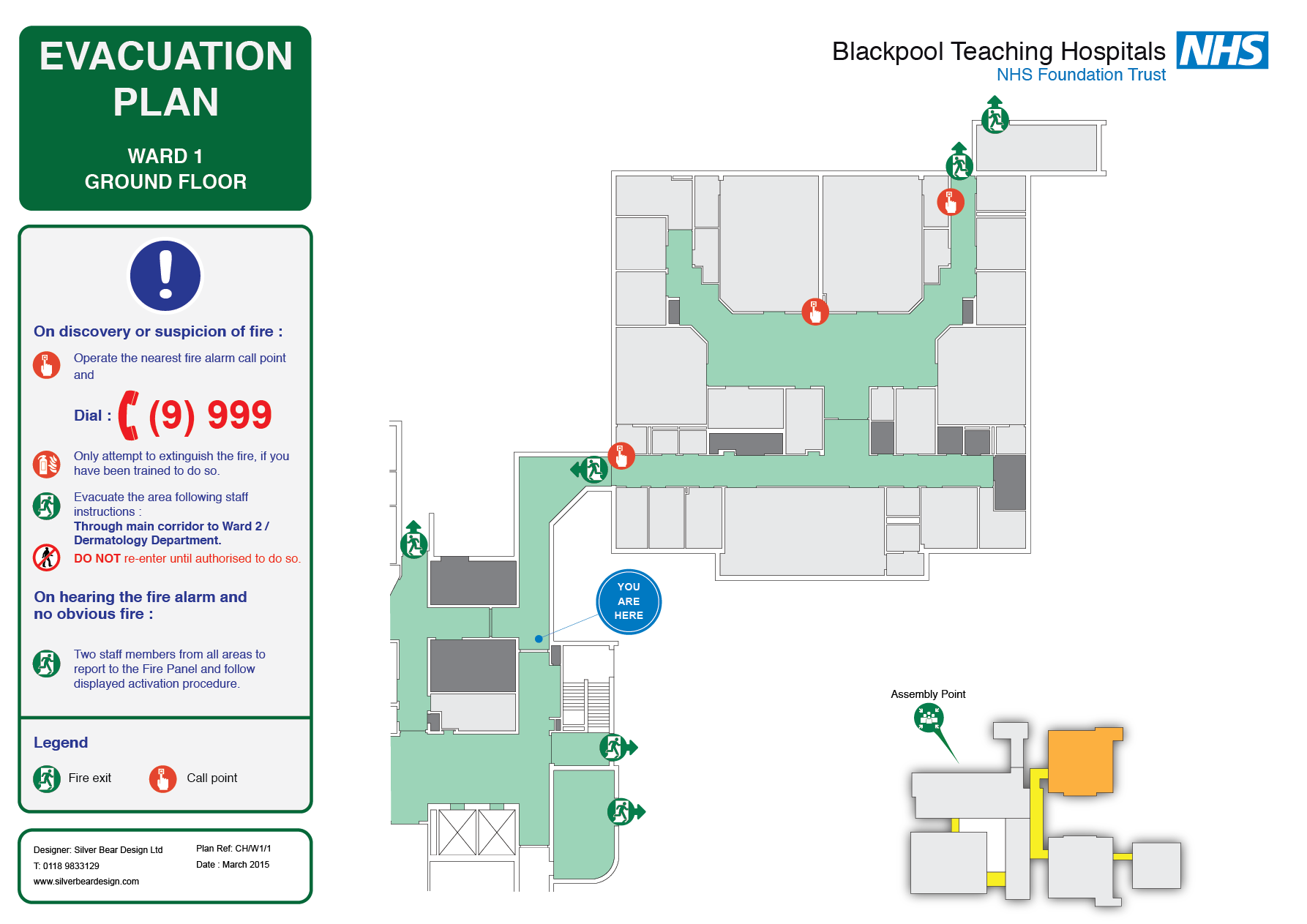 Nhs fire evacuation plan fire evacuation plans pinterest nhs fire evacuation plan biocorpaavc Gallery