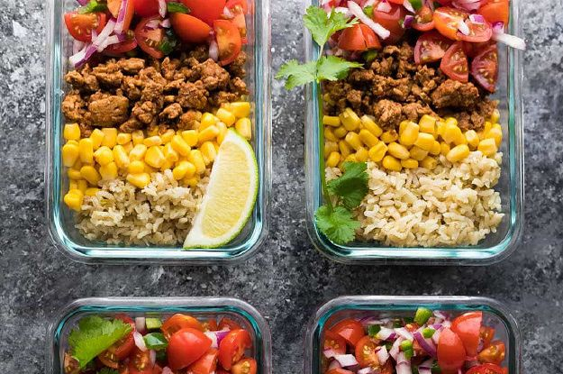 Photo of 16 meal prep ideas that you can easily prepare on weekends