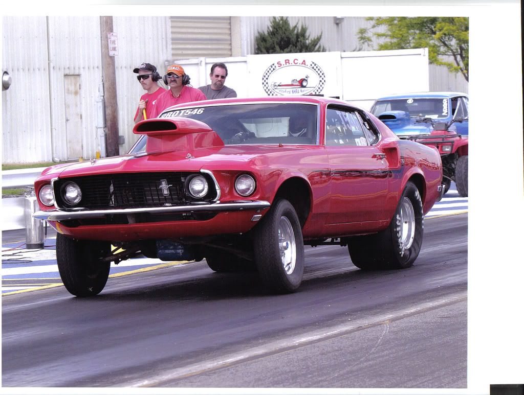 Tubbed Mustang for Sale   FOR SALE: 1969 Mustang Mach 1 - 1969 ...