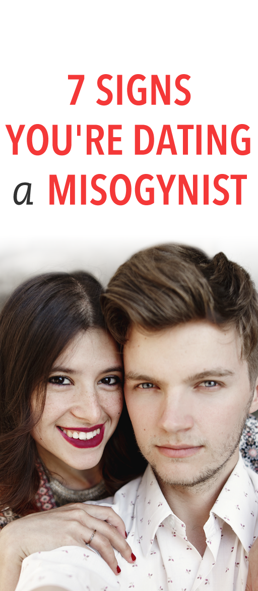 Dating a misogynist