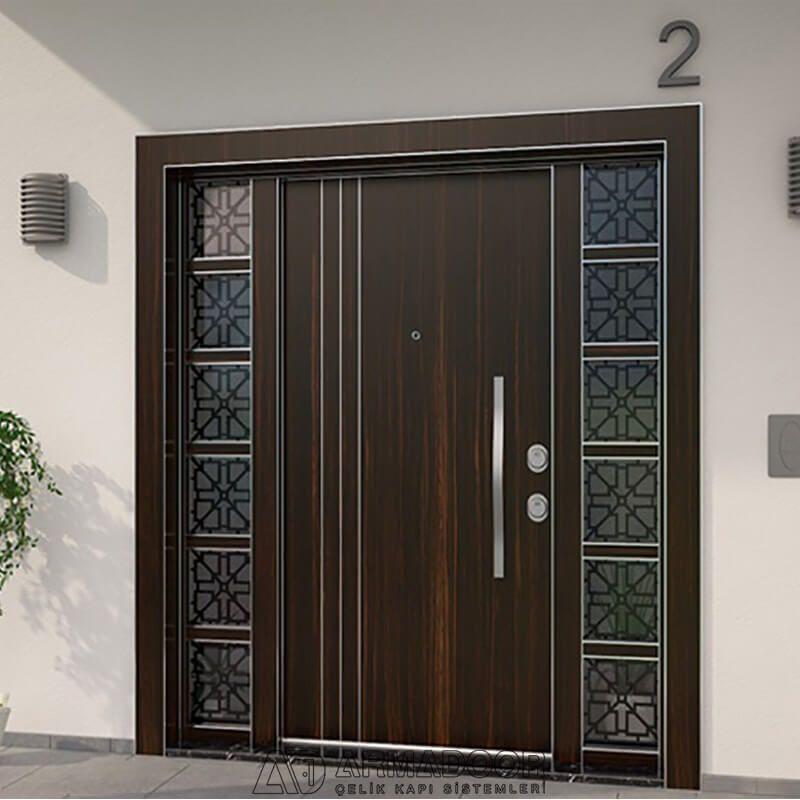 İstanbul çelik kapı modelleri Villa Çelik Kapı | Villa Kapıs…