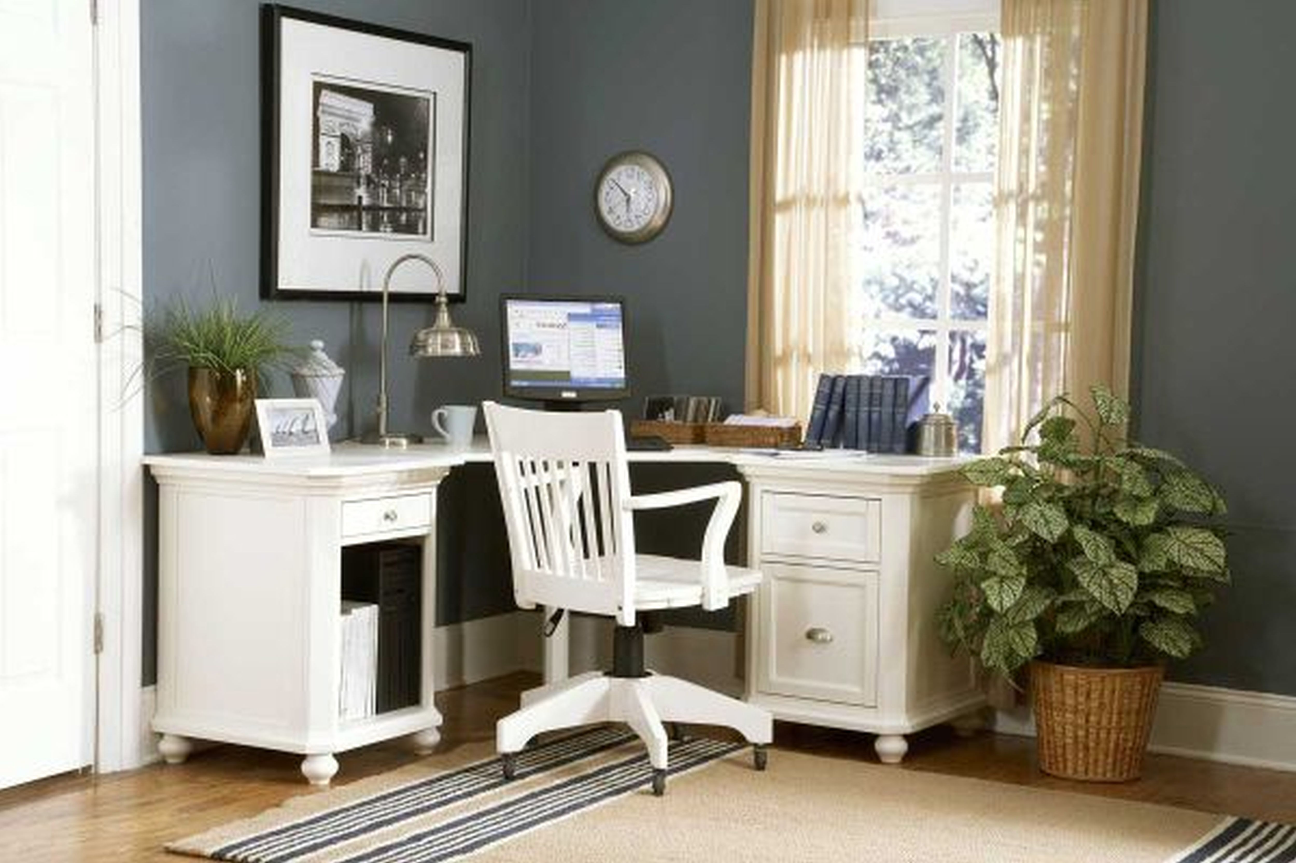 cool offices desks white home office modern. Furniture. Luxury And Modern Home Office Desk Ideas In . Cool Offices Desks White