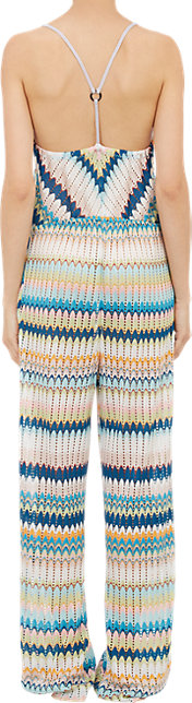 8c2d318cf1 Missoni Mare Zigzag Knit Jumpsuit Cover-Up - Cover-Ups - Barneys.com ...