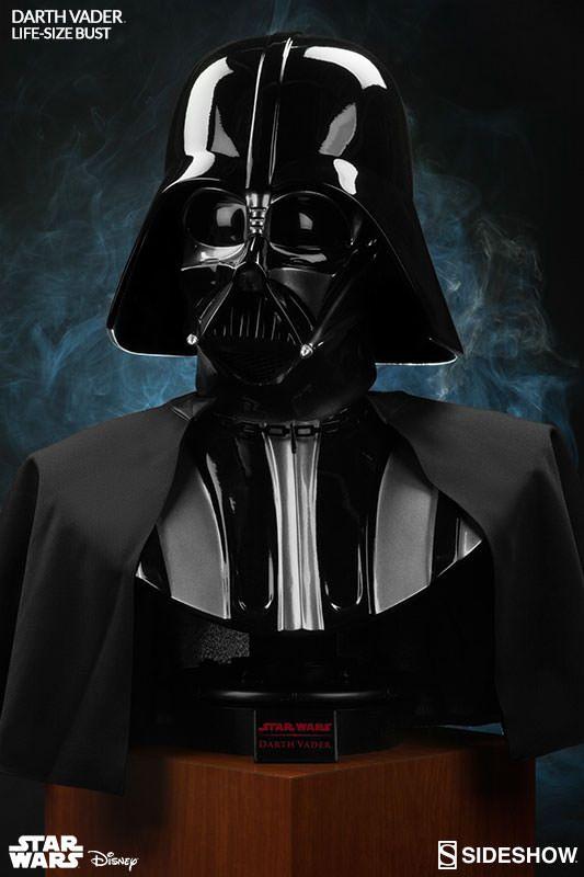 Star Wars Darth Vader Life Size Bust Star Wars Villains Darth Vader Movie Star Wars