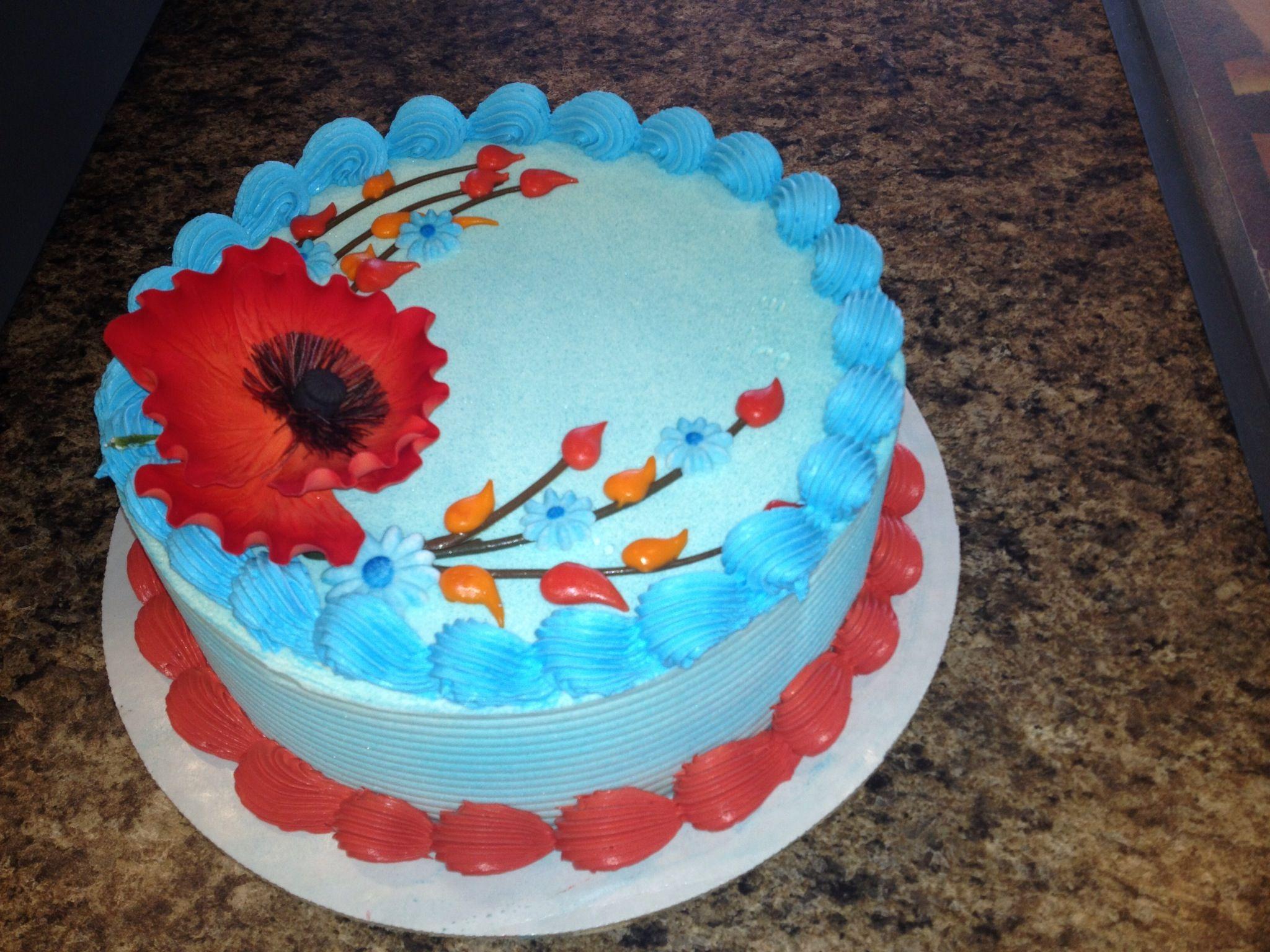 PoppyDq cakes Dairy Queen Cakes Pinterest Dairy queen