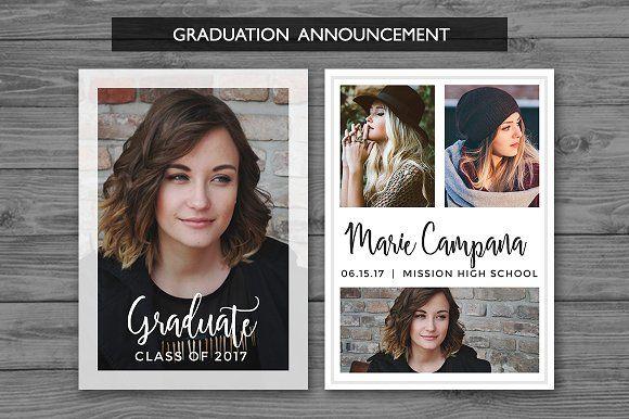 Graduation Announcement Template Graduation Announcement Template Graduation Announcements Graduation Announcement Cards