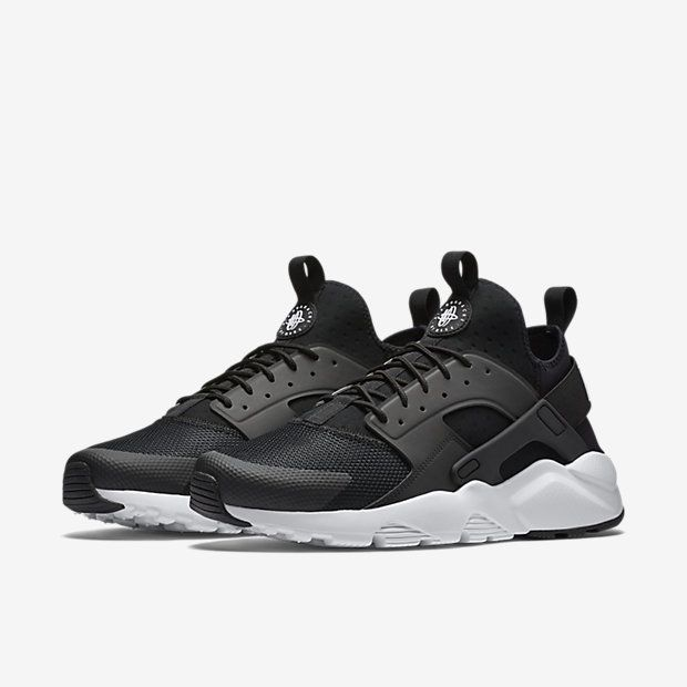 Nike Air Huarache Run Print Safari Black White Oreo TopDeals
