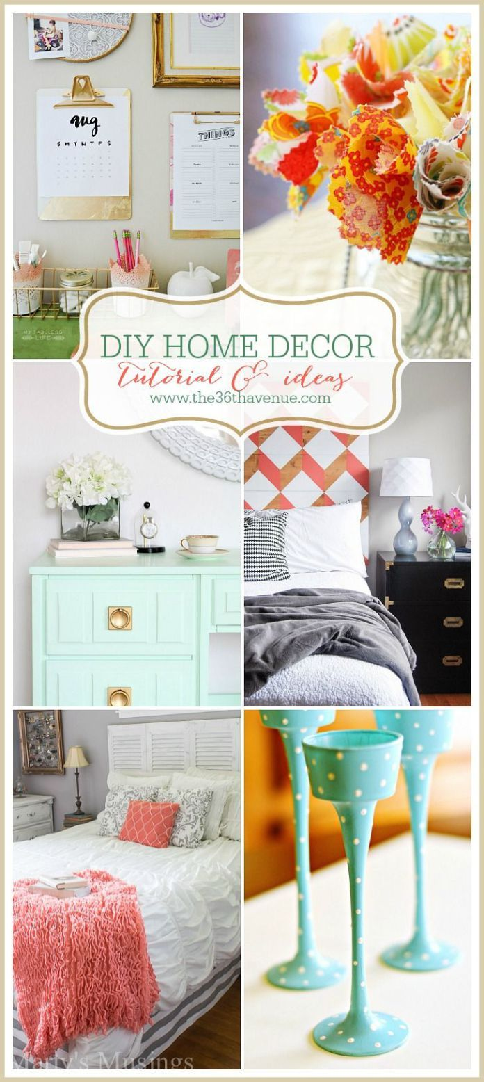 Diy Crafts Ideas : DIY Home Decor Projects and Tutorials at ...