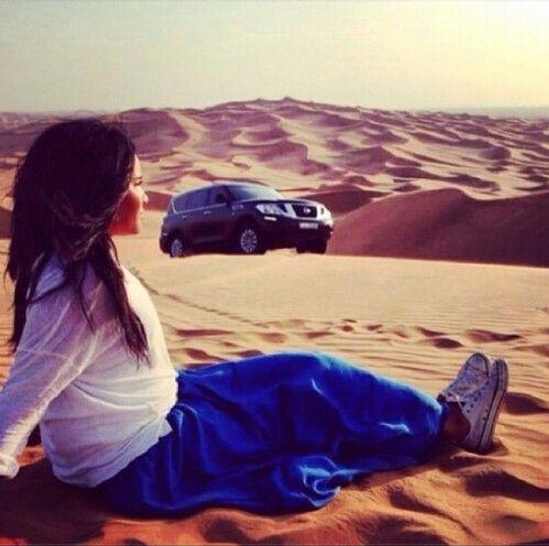 desert, Dubai, and arabi saoudite image