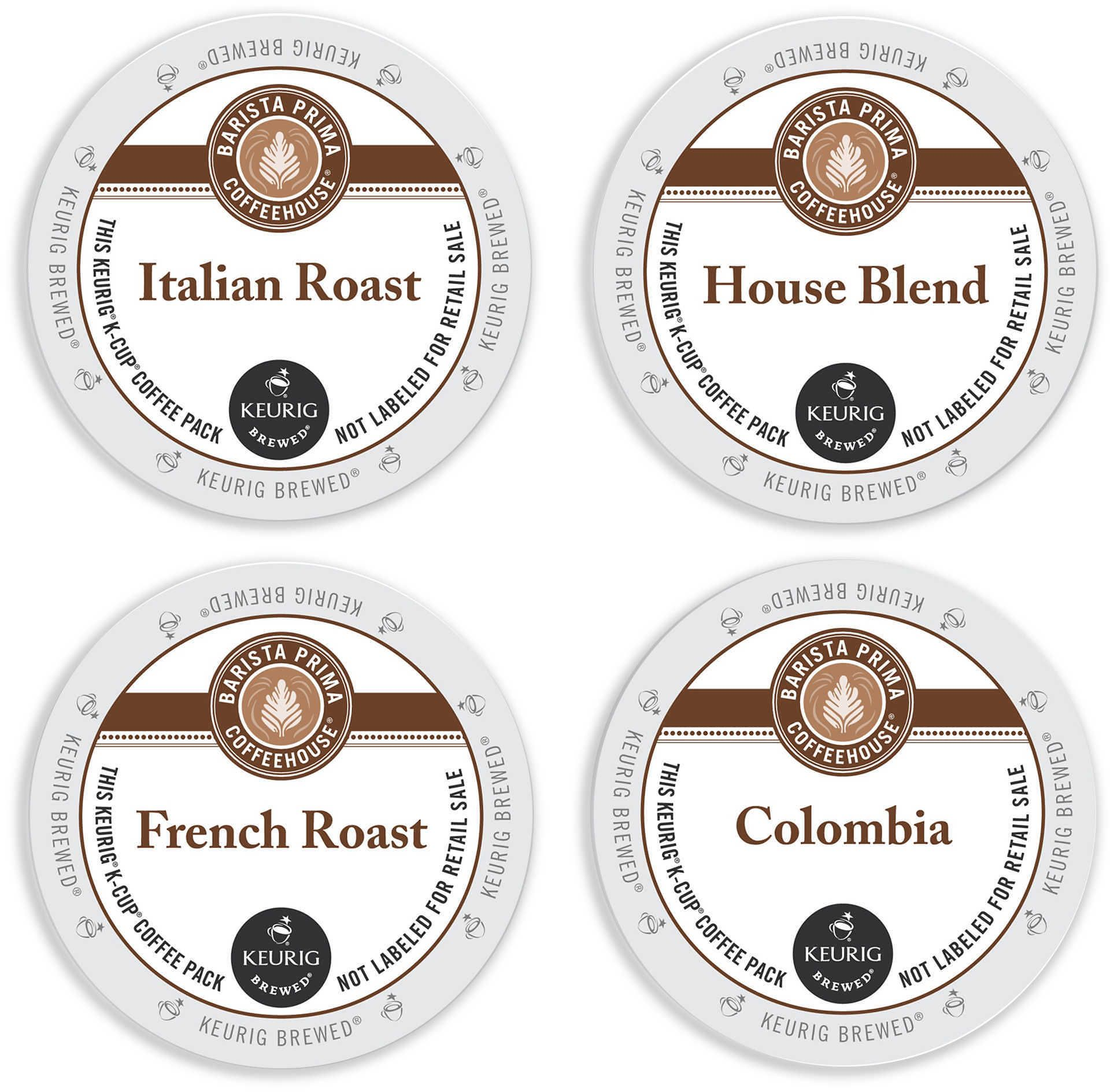 20 off kcup barista prima coffeehouse ships free 20