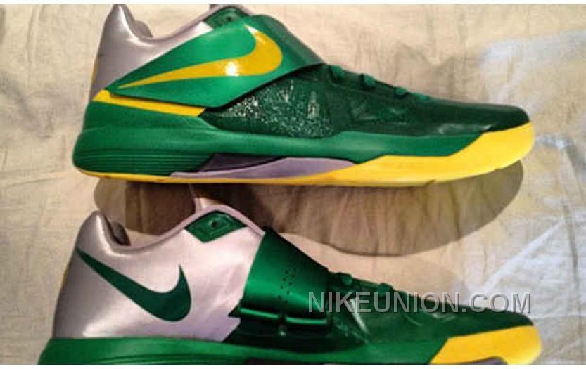 the latest 9b96f 58c9a Original Nike KD 4 Wanda Pratt New Release – Michael Jordan Shoes