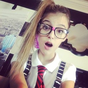 Most Beautiful Nerd In The World