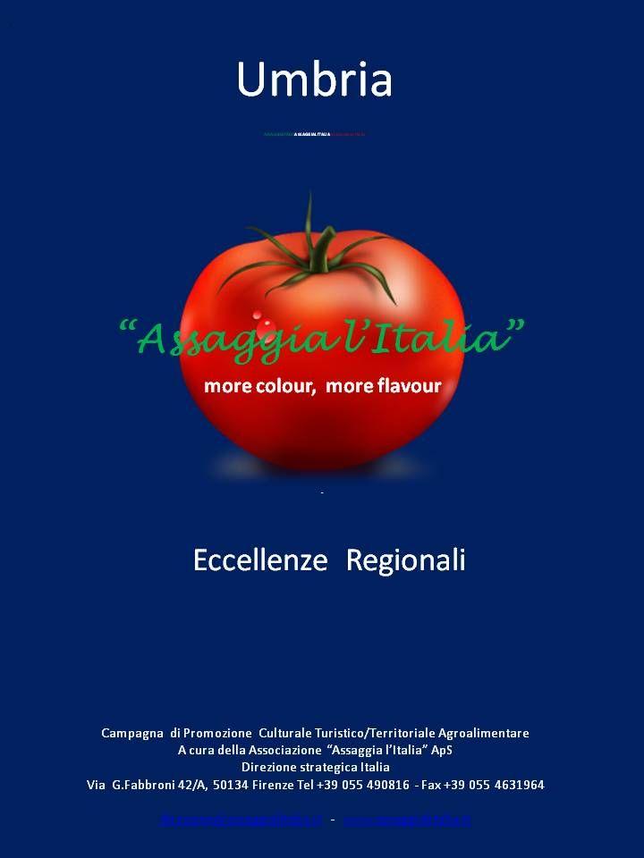 """La Regione Umbria (18/20), è situata praticamente al centro, nel cuore d'Italia,  la sua è una Terra bellissima, fatta di colline, monti e valli. Il suo paesaggio incontaminato è immerso nel verde di dolci promontori e antichi borghi ricchi di fascino e di storia che fanno dell'Umbria una regione incantata. Paesaggi romantici e coinvolgenti di rara bellezza, dove la tranquillità è una costante diffusa. """"Visitate l'Italia """"  -  """"Navštivte Itálii""""  -  """"Visit Italy"""" -""""Assaggia l'Italia"""""""