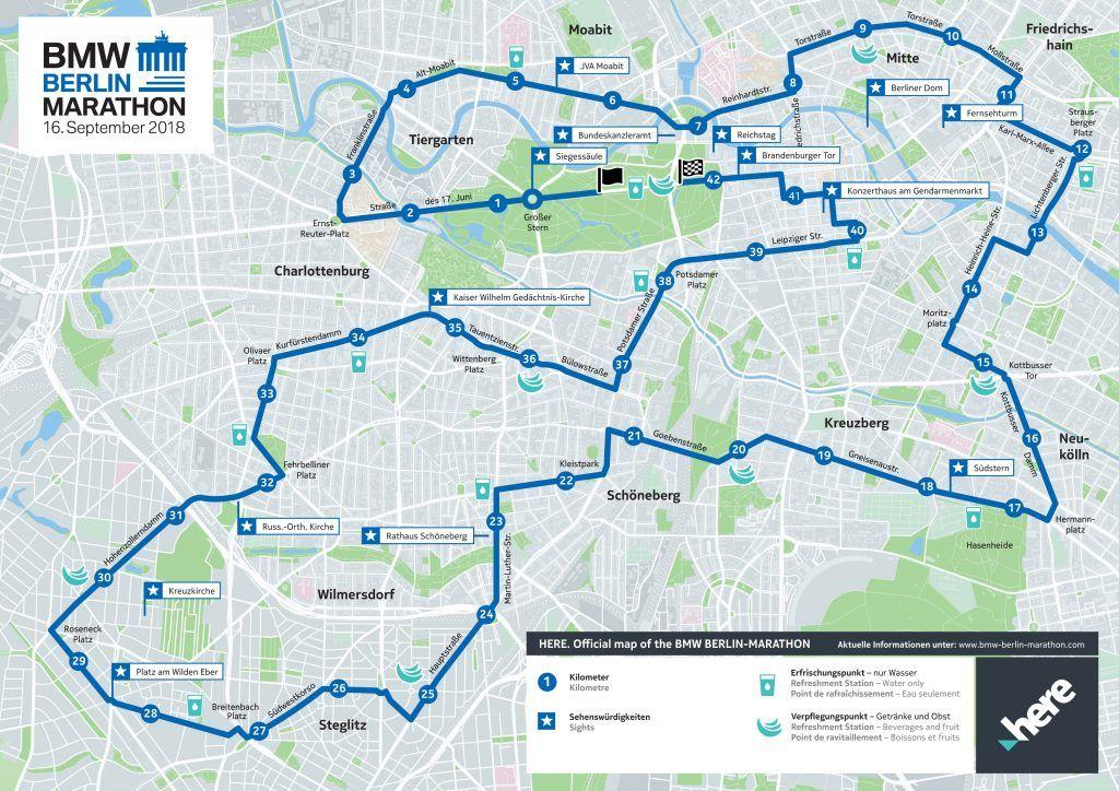 The Bmw Berlin Marathon 2018 Archer Relocation In 2020 Berlin Marathon Berlin Marathon Tattoo