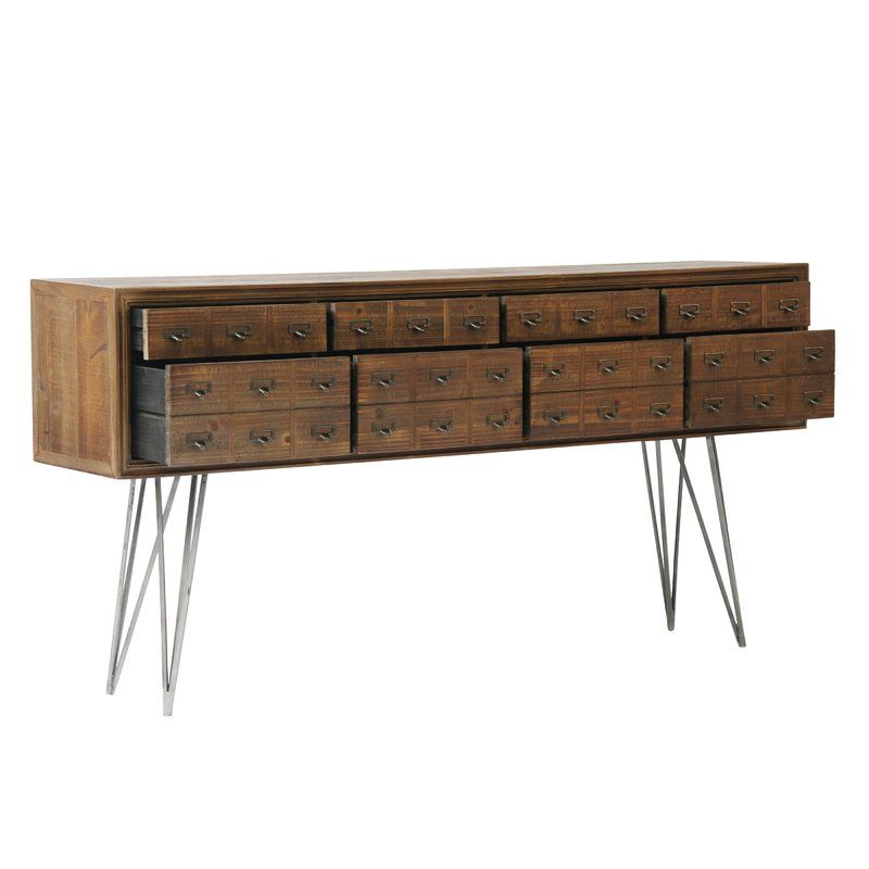 Cabrera Buffet Table Modern Sideboard Moe S Home Collection