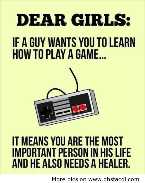 Gamer tyttö dating