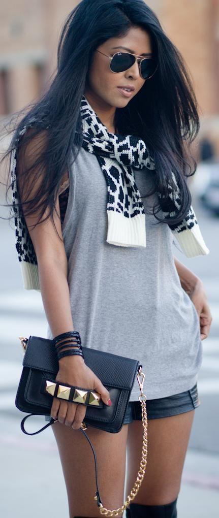 Fall Street Chic