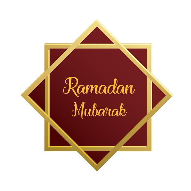 رمضان كريم مبارك الطباعة الإطار رمضان مبارك عيد رمضان كريم Png والمتجهات للتحميل مجانا Ramadan Ramadan Kareem Prints