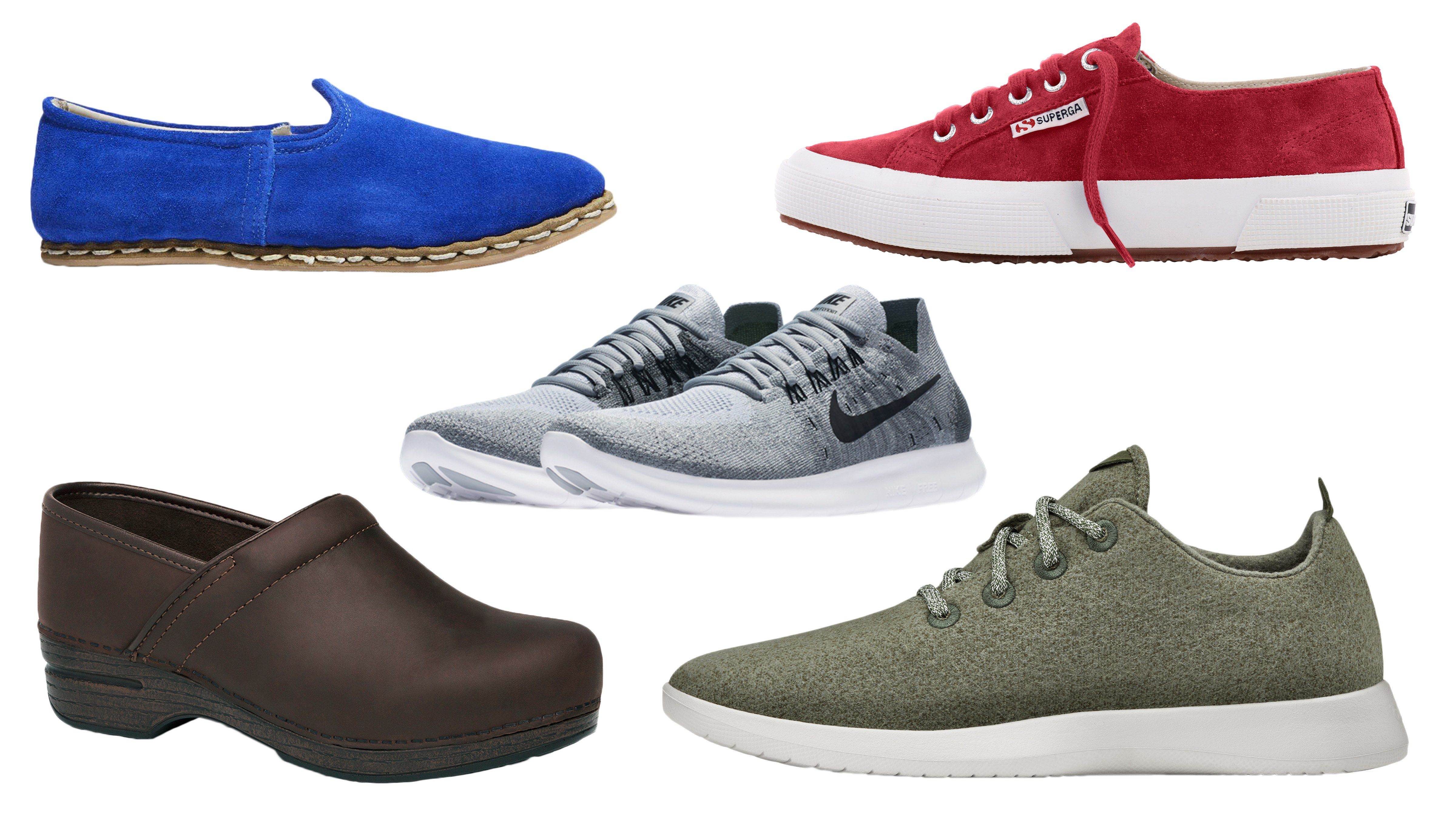 9eb28f1ba66c ... Condé Nast Traveler. The Best Shoes to Get You Through Airports