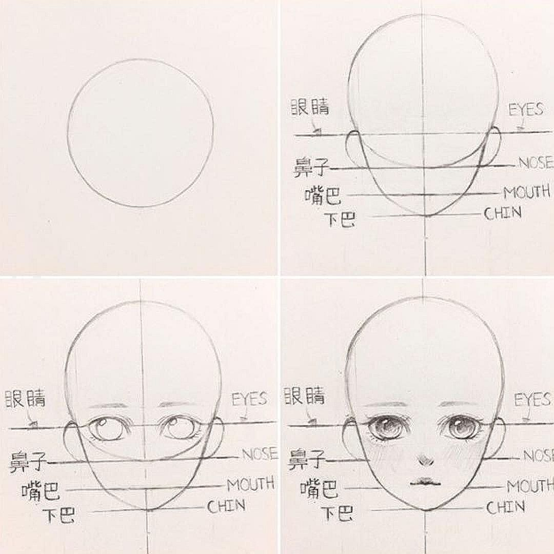 Drawing The Human Figure Tips For Beginners Learn How To Draw Drawing Tutorials For Beginners Drawing Tips Drawing Tutorial