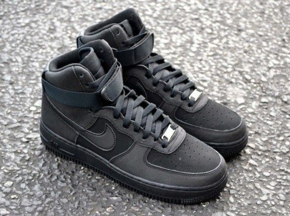 1d52ac5060f Nike Women Shoes out-let USD! nike air force 1 high tectuff black