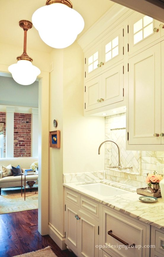 Kitchen decor ideas - You save money in your design budget by
