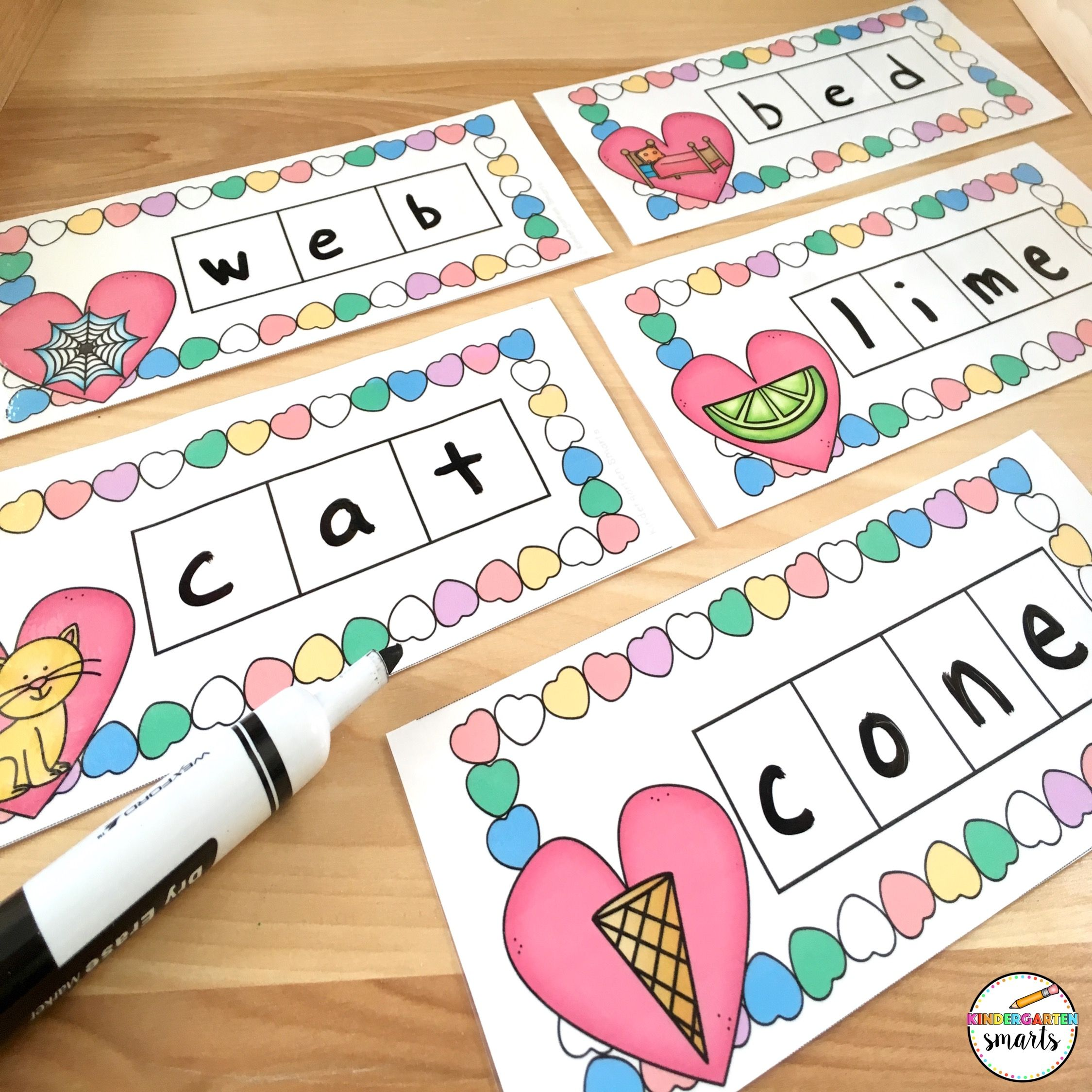Valentine S Day Centers Math Amp Literacy Activities With