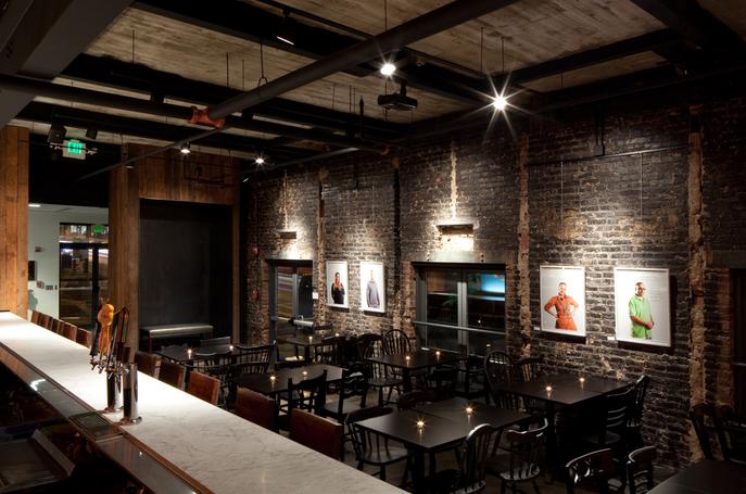 Kaper Design Restaurant Hospitality Design Creative Alliance