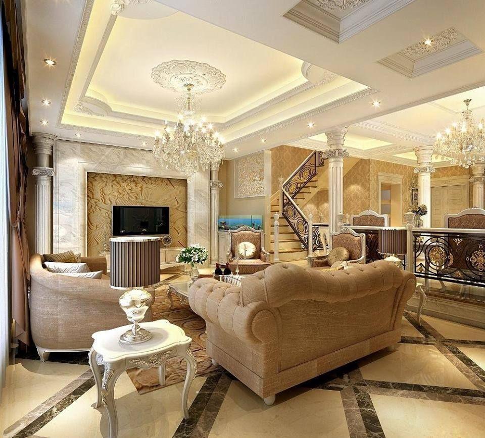 Decoracion estilo clasico moderno salas y recibidor en for Salones mezcla clasico moderno