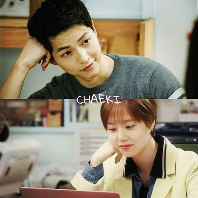 Big boss and Swan #SongJoongki #MoonChaewon #chaeki #chaekicouple #chaekishipper #chaekiforlife Cr. Owner