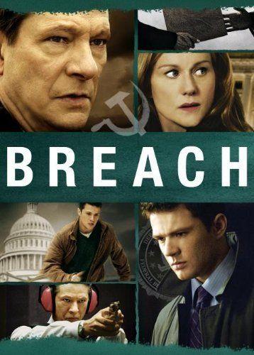 Breach Chris Cooper Ryan Phillippe Laura Linney Gary Cole Dennis Haysbert Suspense Movies Amazon Instant Video Movies