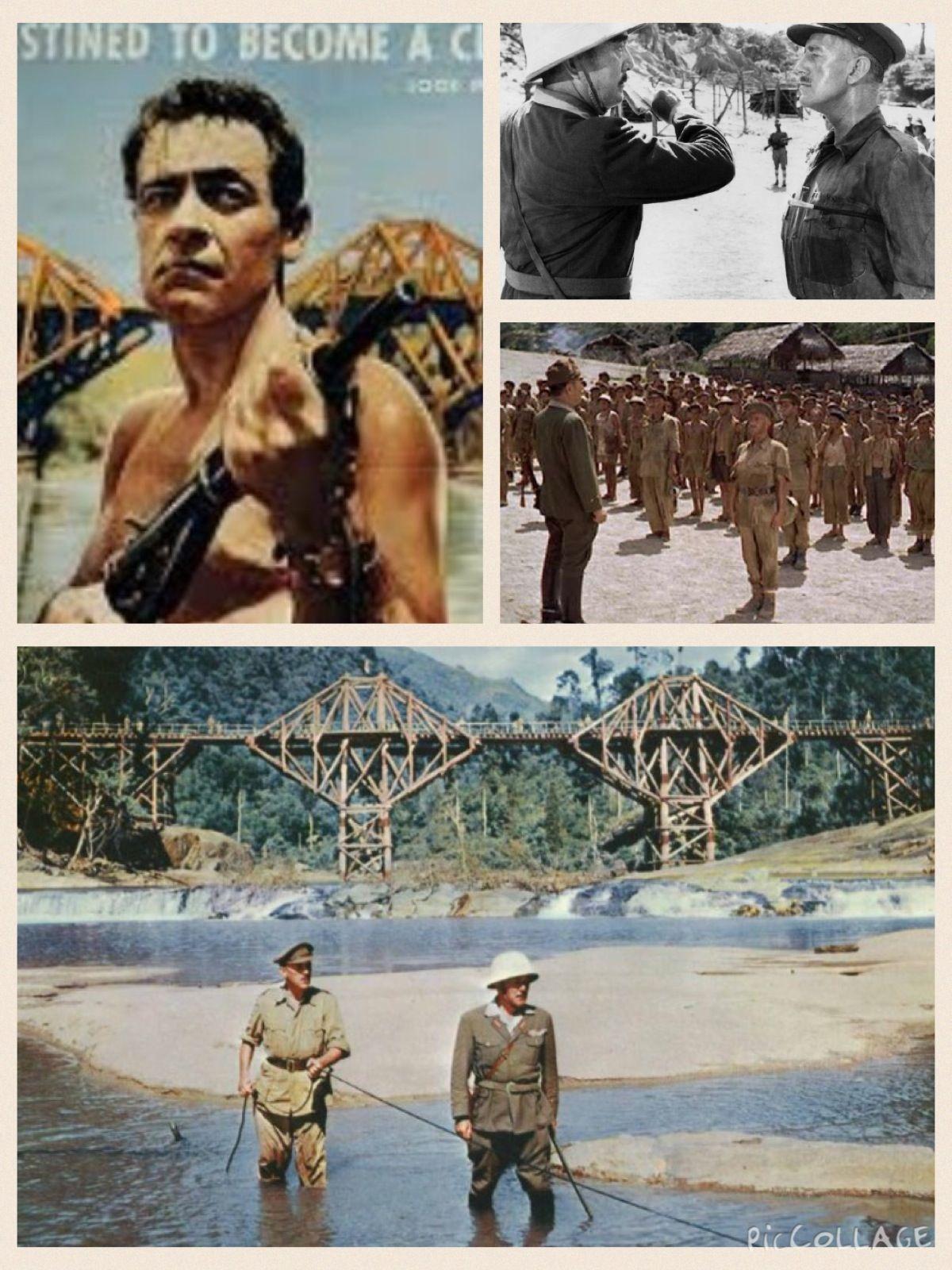 El puente sobre el rio Kwai 1957 Película Film