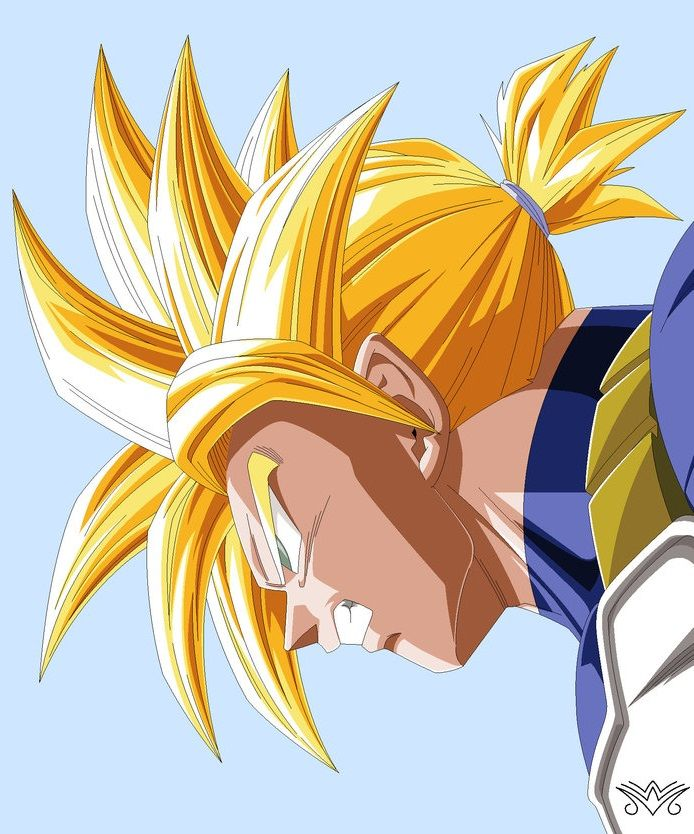 Trunks 2010 OVA By BoScha196 GOKU X T Dragon Ball