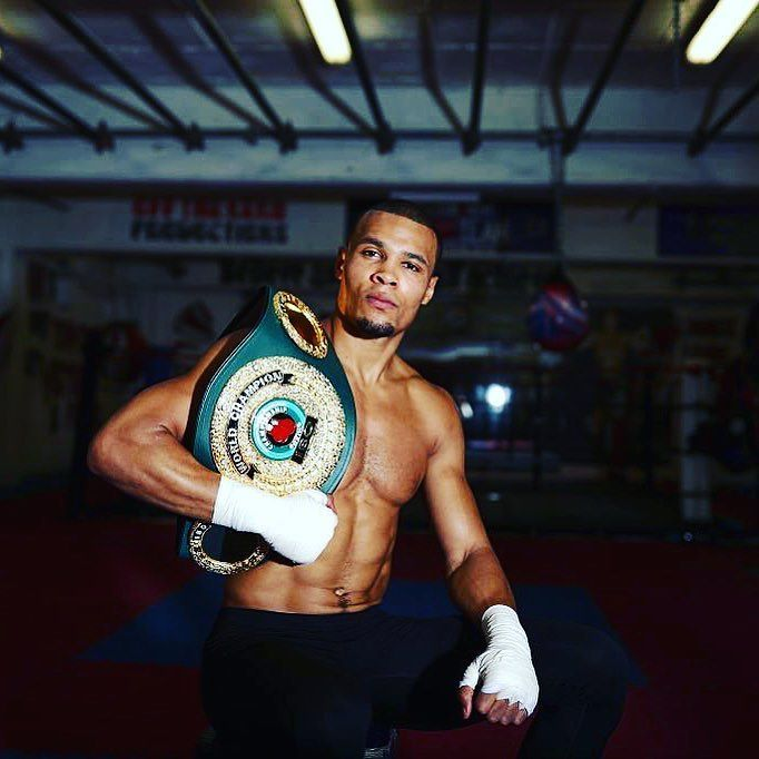 Chriseubankjr Says He Is The Best Super Middleweight In The World Do You Agree Let Us Know Your Thoughts Box Bbc Sport Boxing Gym Boxing Training