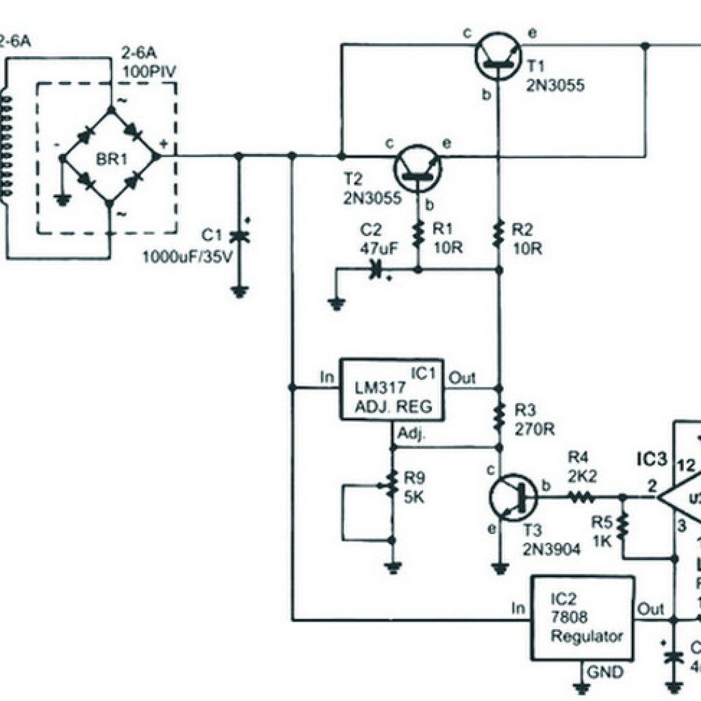 Pin By Hock Seng Yong On Batteries In 2020 Universal Battery Charger Automatic Battery Charger Battery Charger Circuit