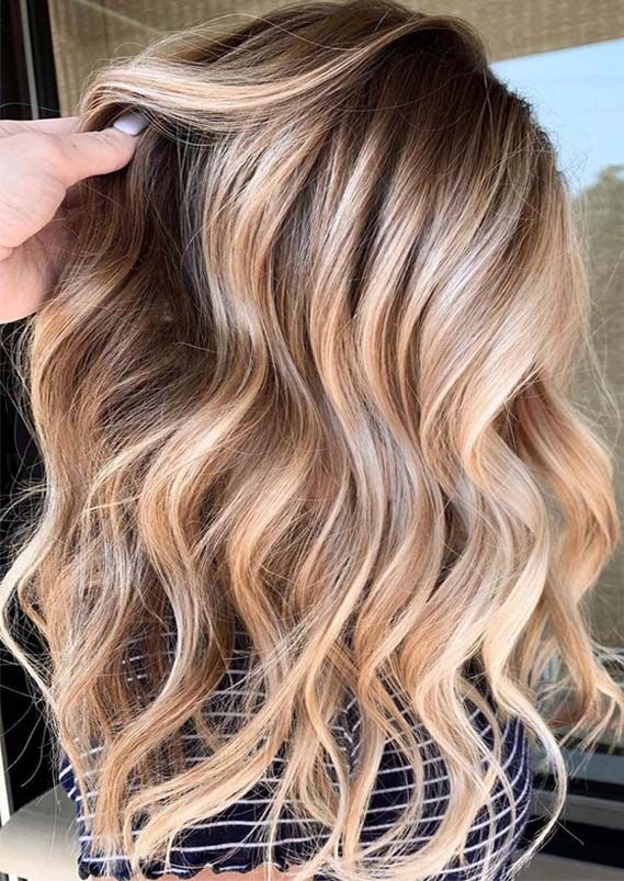 Amazing Champagne Blonde Hair Color Shades For 2019 Hair Style