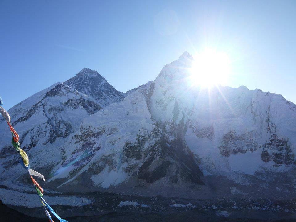 It is a classic trek which takes you to the land of Sherpa with following the footsteps of Hillary & tenzing and ends with reaching the Everest base camp. The trail follows the khumbu glacier with huge ice pinnacles soaring to unbelievable height.