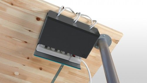 Find the perfect gift - Plug Hub Desk Power Cable Organizer