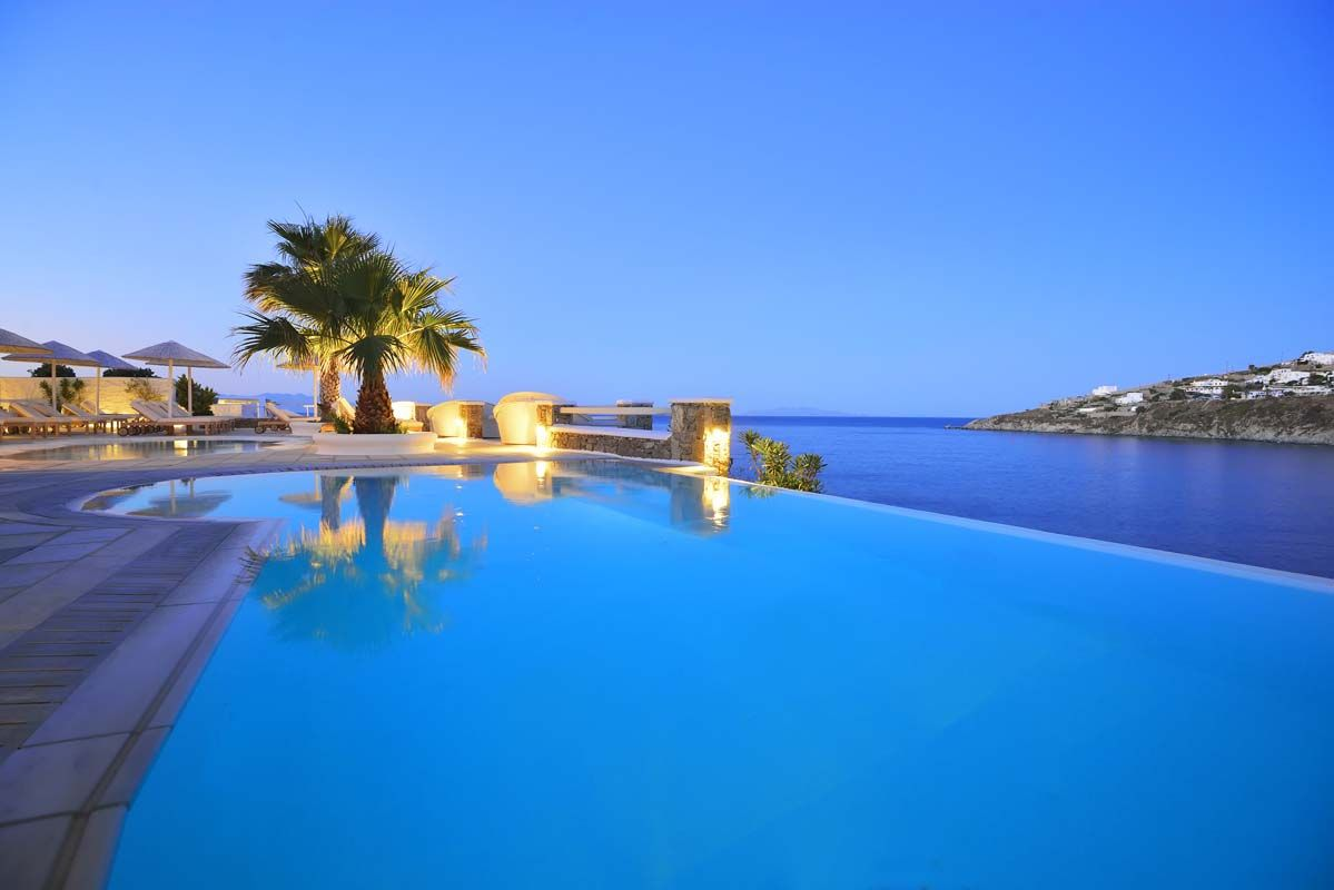 Nissaki Boutique Hotel - Mykonos, Grecia ... | Alojamiento de lujo