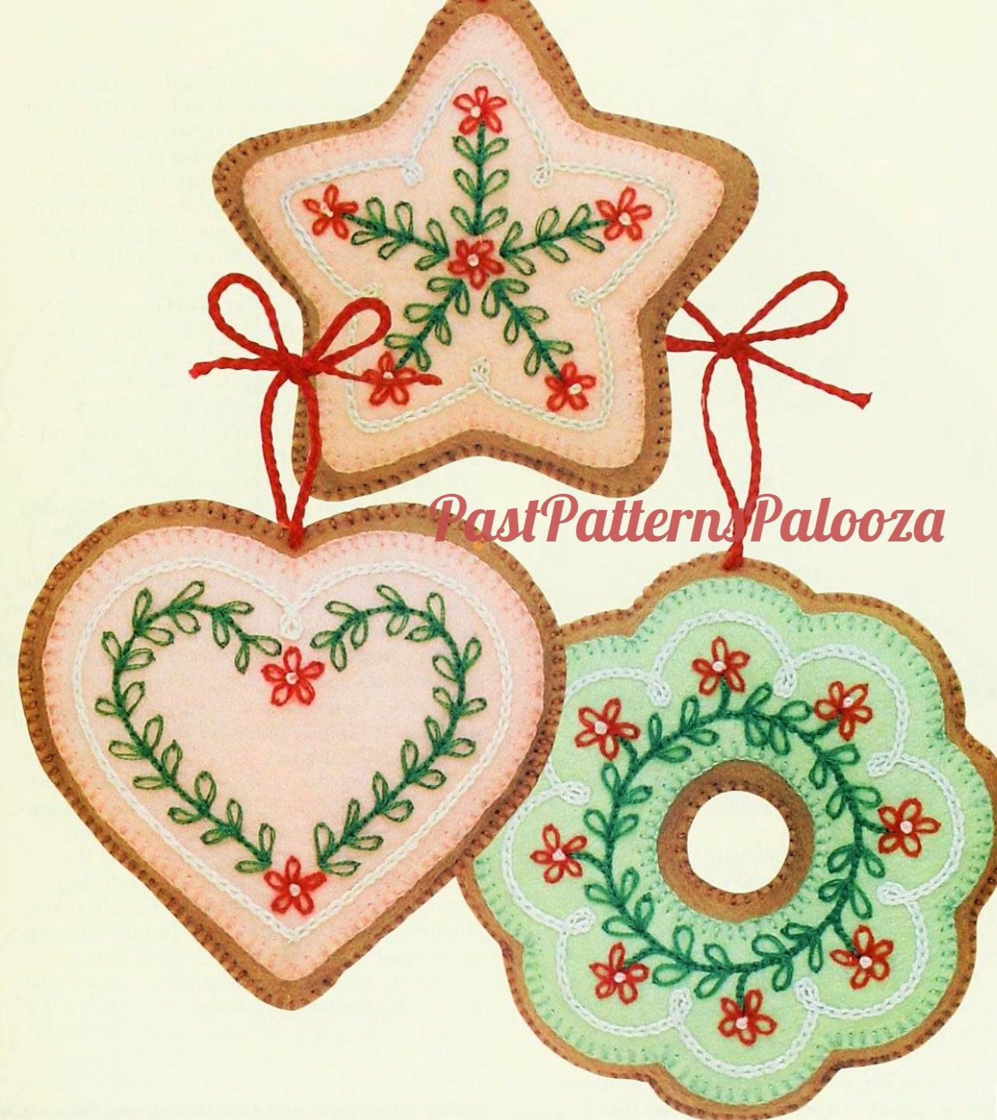 Pin On Vintage Christmas Sewing Patterns