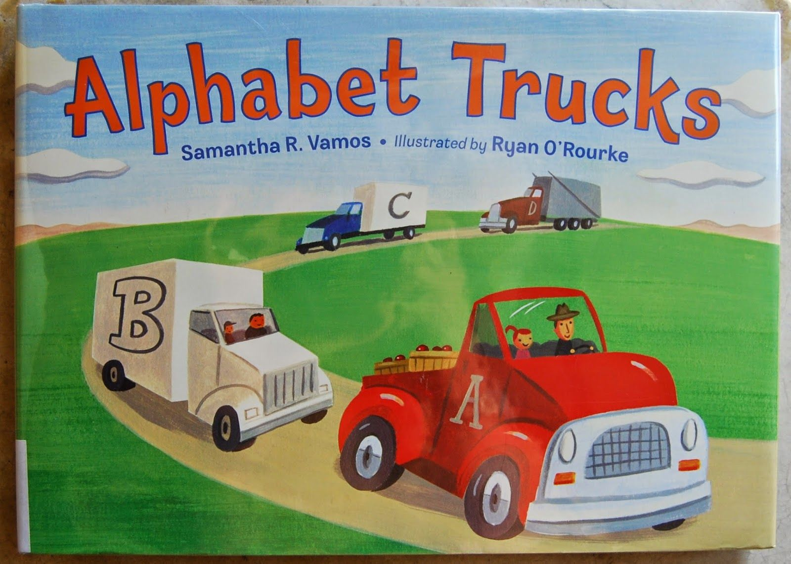 For Kids Who Love Trucks And Also Want To Practice Their