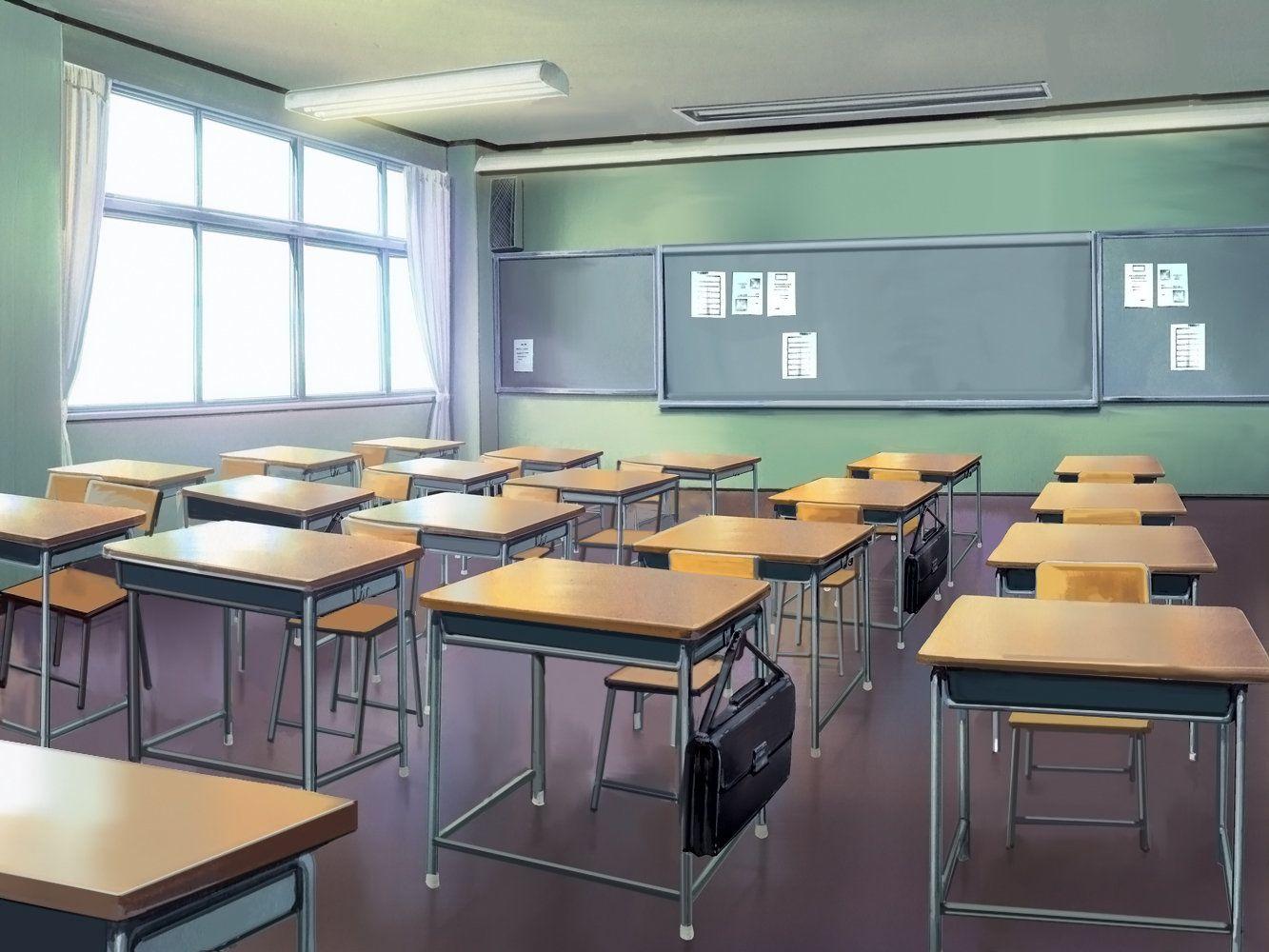 Pin by Freak on classroom in 2019 Anime scenery