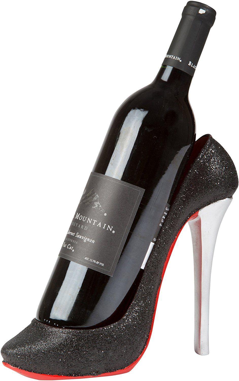 High Heel Wine Bottle Holder Holders