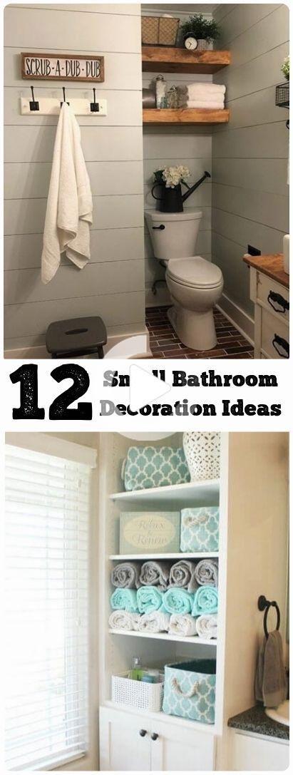 Photo of Pequeño cuarto de baño Ideas de Diseño