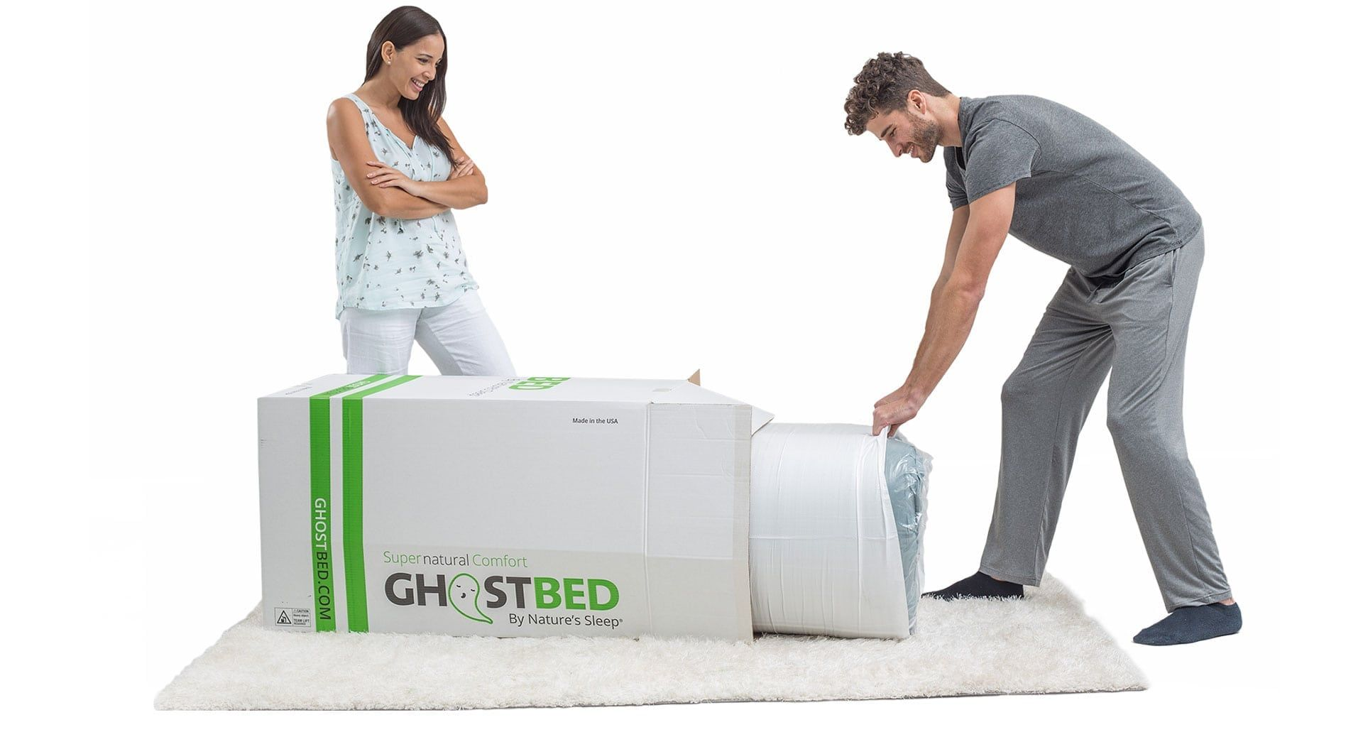 Shop & Compare All 3 GhostBed Mattresses 25,000+ Reviews