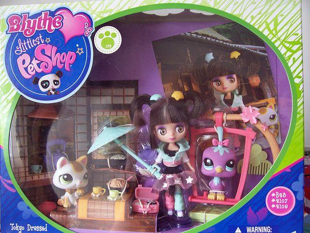 Tokyo Box 1 Little Pet Shop Toys Lps Littlest Pet Shop Lps Toys
