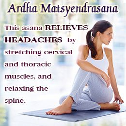 Yoga Poses For Headache Relief Yoga For Migraines Yoga For Headaches Headache Relief